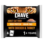 Crave Chicken & Turkey In Loaf