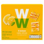 Weight Watchers Lemon Slices