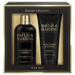 Baylis & Harding Black Pepper & Ginseng 2 Piece Gift Set