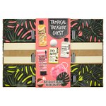 Twizzle Tropical Treasure Chest Bath Set