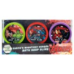 Marvel Avengers Earth'S Mightiest Heroes Soap Slime