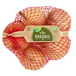 Morrisons Organic Brown Onions