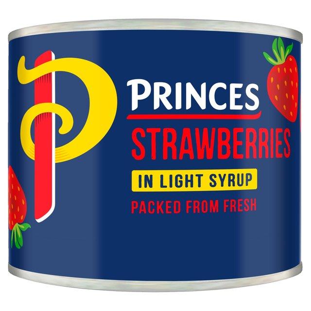 Princes Strawberries (210g)