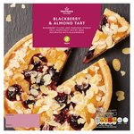 Morrisons Blackberry & Almond Tart