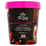 Morrisons The Best Black Forest Ice Cream