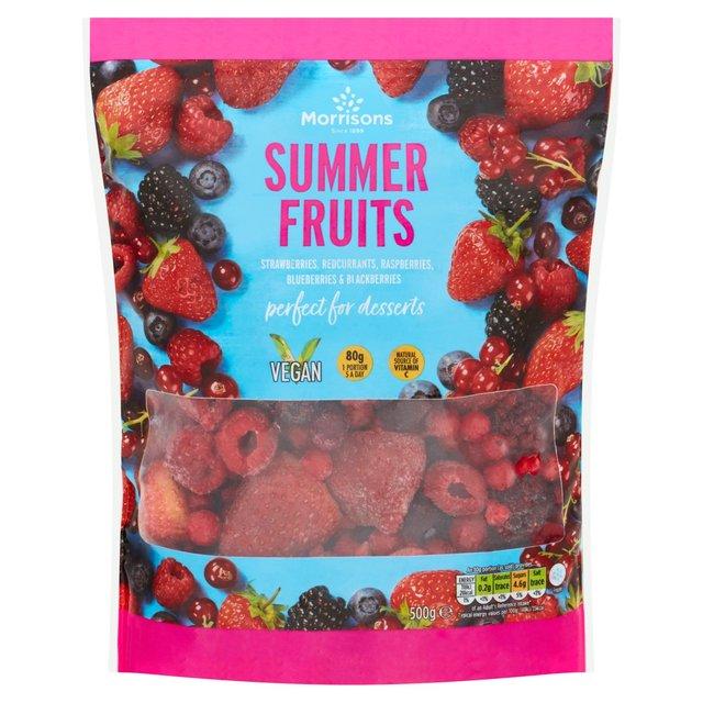 Morrisons Summer Fruits