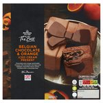 Morrisons The Best Iced Cream Chocolate Orange Christmas Present 600G