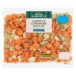 Morrisons Carrot & Coriander Soup Kit