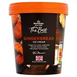 Morrisons The Best Gingerbread Ice Cream