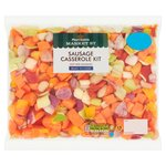 Morrisons Sausage Casserole With Butterbeans Kit