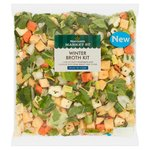 Morrisons Winter Broth With Pearl Barley Soup Kit