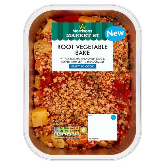Morrisons Root Vegetable Bake