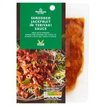Morrisons Shredded Jackfruit In Teriyaki Sauce