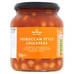 Morrisons Moroccan Style Chickpeas