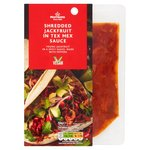 Morrisons Shredded Jackfruit In Tex Mex Sauce