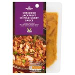 Morrisons Shredded Jackfruit In Mild Curry Sauce