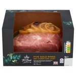 Morrisons The Best Five Golden Rings Ham