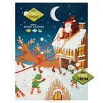 Morrisons Free From Chocolate Advent Calendar