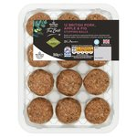 Morrisons The Best Fig & Apple Stuffing Balls