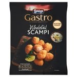 Young's Gastro Wholetail Scampi