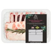 Morrisons The Best Rack Of Lamb With Raspberry & Rosemary Glaze