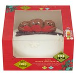 Morrisons Free From Robin Madeira Cake