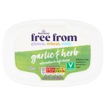 Morrisons Free From Garlic & Herb Soft Cheese