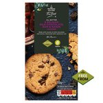 Morrisons Free From Milk Chocolate, Rum & Raisin Cookies