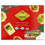 Morrisons Free From Mini Crackers