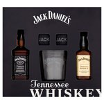 Jack Daniel's Duo 2x5Cl with Tumbler & Whiskey Stones