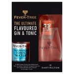 Fever Tree Orange & Cacao Gin & Tonic With Glass Gift