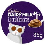Cadbury Dairy Milk Buttons Twin Pot