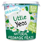 Yeo Valley Little Yeos Natural Fromage Frais