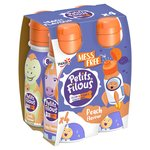 Petits Filous Peach Yogurt Drink