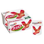 Yoplait Zero Fat Free Strawberry Yogurt