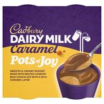 Cadbury Dairy Milk Pots Of Joy Caramel