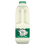 Yeo Valley Family Farm Organic Semi Skimmed Milk