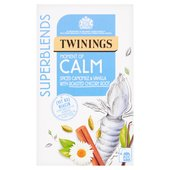 Twinings Superblends Moment Of Calm 20 Tea Bags