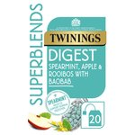 Twinings Superblends Digest 20 Bags