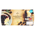 Morrisons  Blackcurrant Puddings