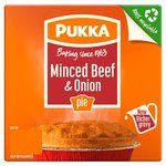 Pukka Minced Beef & Onion Pie