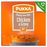 Pukka Chicken & Gravy Pie