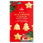 Morrisons Pigs In Blankets Savoury Snack