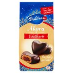 Bahlsen Akora Dark Chocolate Lebkuchen Hearts