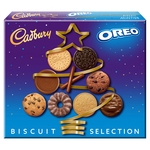 Cadbury & Oreo Biscuit Assortment