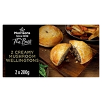 Morrisons The Best Creamy Mushroom Wellington