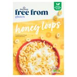 Morrisons Free From Honey Hoops