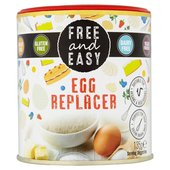 Free & Easy Egg Replacer