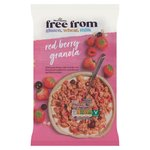 Morrisons Free From Red Berry Granola