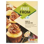 Morrisons Free From Vanilla Cupcake Kit